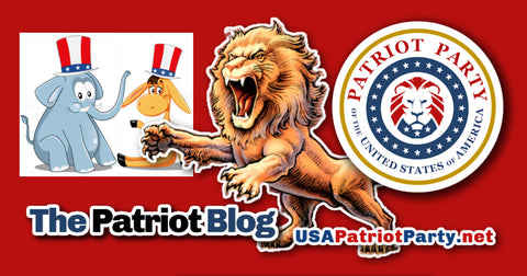 The Patriot Party Blog 64% most of Republicans GOP would join Patriot Party