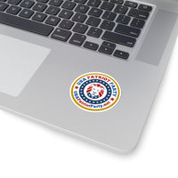 USA Patriot Party Stickers, 4 Sizes
