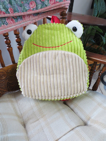 Adorable Frog Children's Overnight/Travel Bag