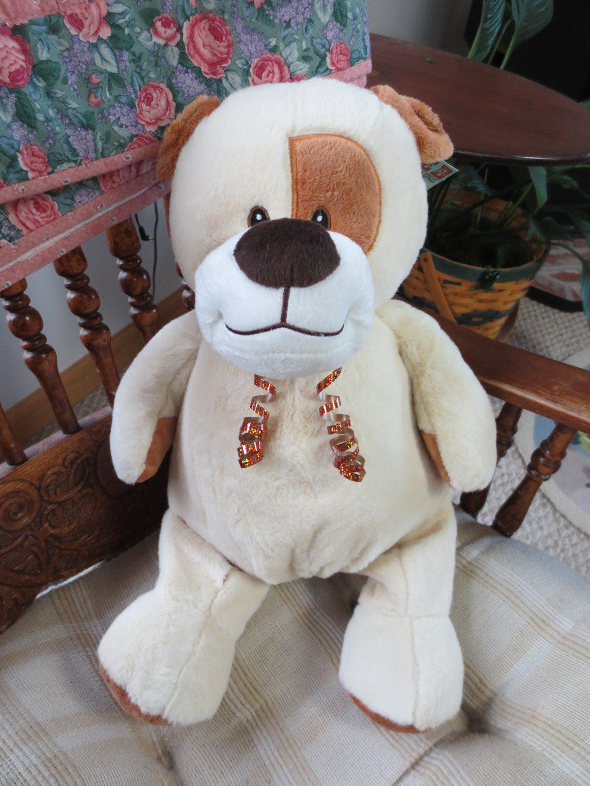 Adorable Dog Stuffed Animal