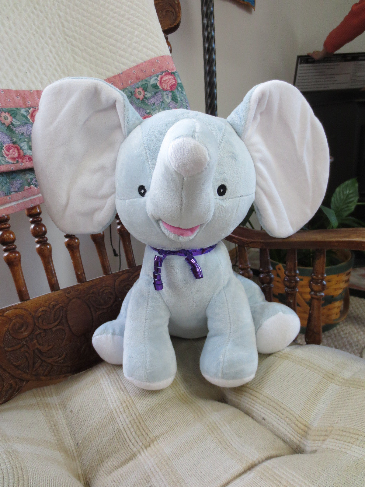 Adorable Elephant Stuffed Animal