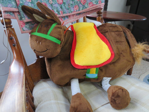 Adorable Horse Children's Overnight/Travel Bag