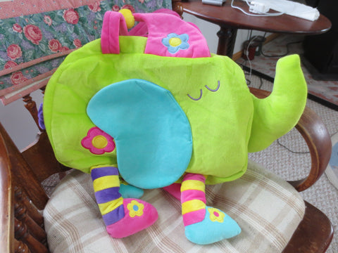 Adorable Elephant Children's Overnight/Travel Bag