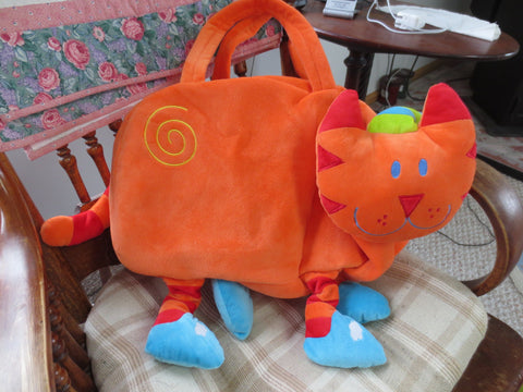 Adorable Cat Children's Overnight/Travel Bag
