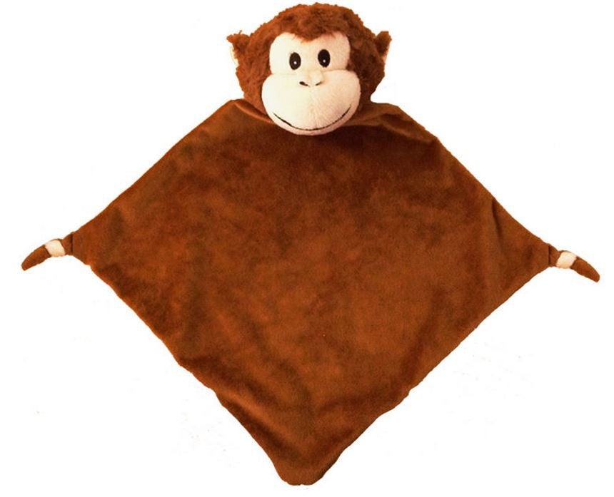 Adorable Monkey Baby Blanket