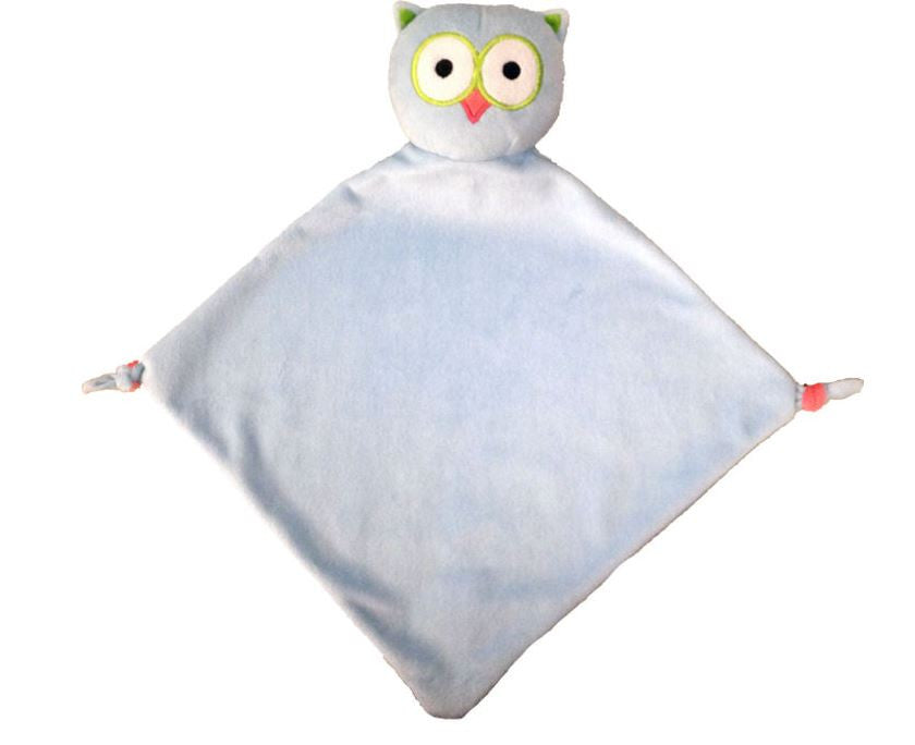 Adorable Owl Baby Blanket