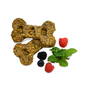 Organic Dog Treats - Lamb Berry Lip Lickers