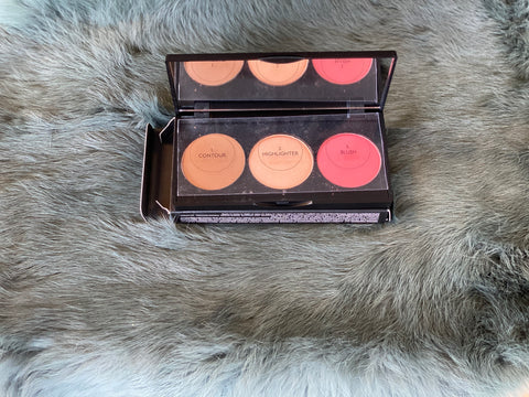 Goldon rose contouring powder kit