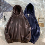 Privathinker Women's 5 Colors Hoodies Solid Color Autumn Women Oversized Hooded Pullovers 2020 Korean Female Sweatshirts