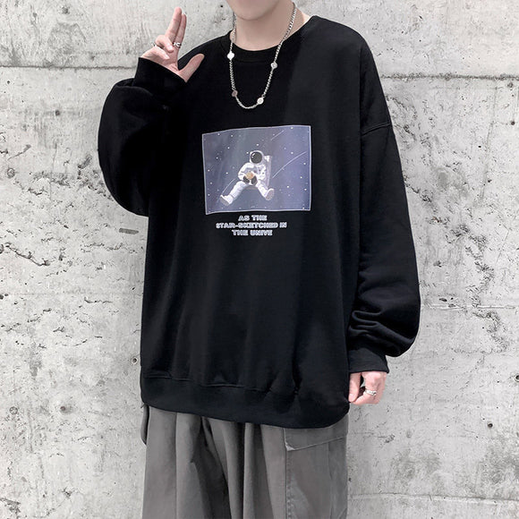 Neploha Men's Casual Oversize Sweatshirts 2020 Winter New Woman Harajuku Streetwear Fashion Pullovers Man Hip Hop Hoodie