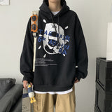 Privathinker Funny Printed Men Hoodies 2020 Autumn New Men's Hip Hop Streetwear Hooded Sweatshirts Casual Oversize Male Clothes