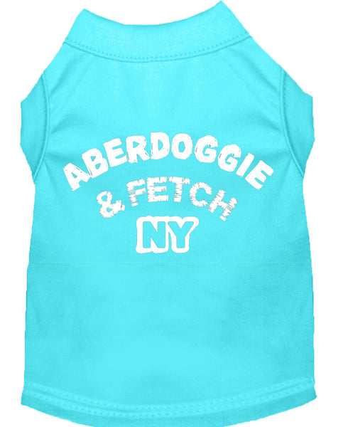 Aber Doggie & Fetch NY Dog Shirt