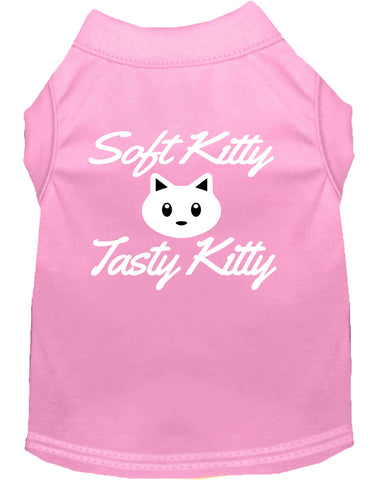 Softy Kitty Tasty Kitty Dog Shirt