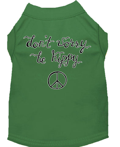 Don't Sorry be Happy Dog Shirt