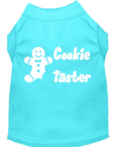 Cookie Taster Dog Shirt