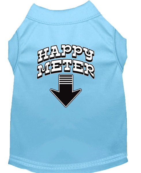 Happy Meter Dog Shirt