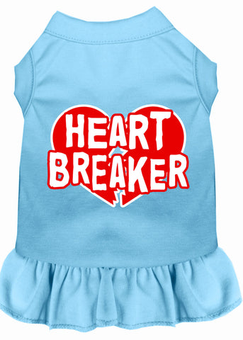 Heart Breaker Dog Dress