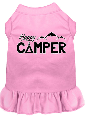 Happy Camper Dog Dress