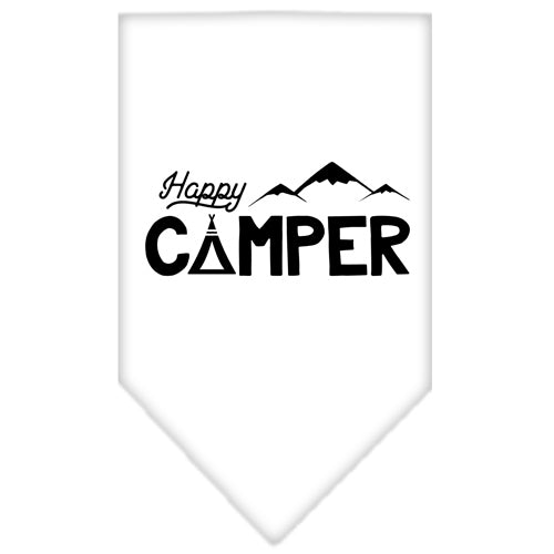 Happy Camper Dog Bandana