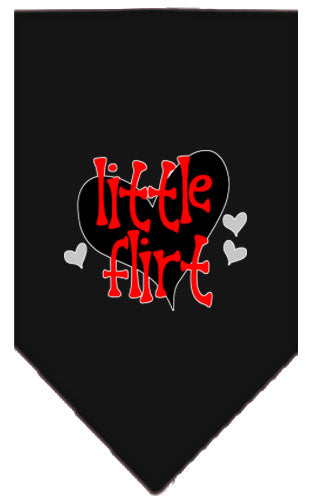 Little Flirt Dog Bandana