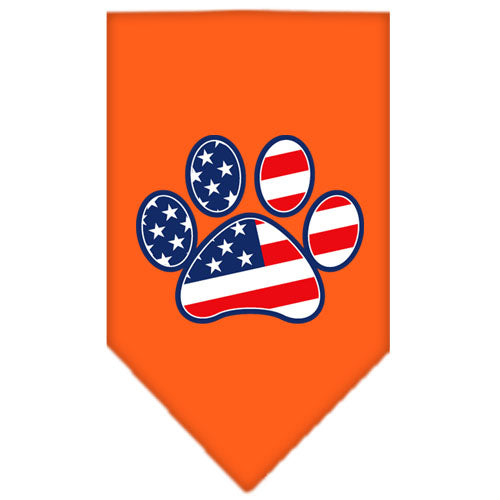 Patriotic Paw Dog Bandana
