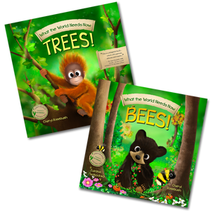 What the World Needs Now: Trees & Bees Gift Set