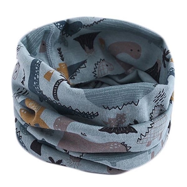 Tube Cotton Scarf