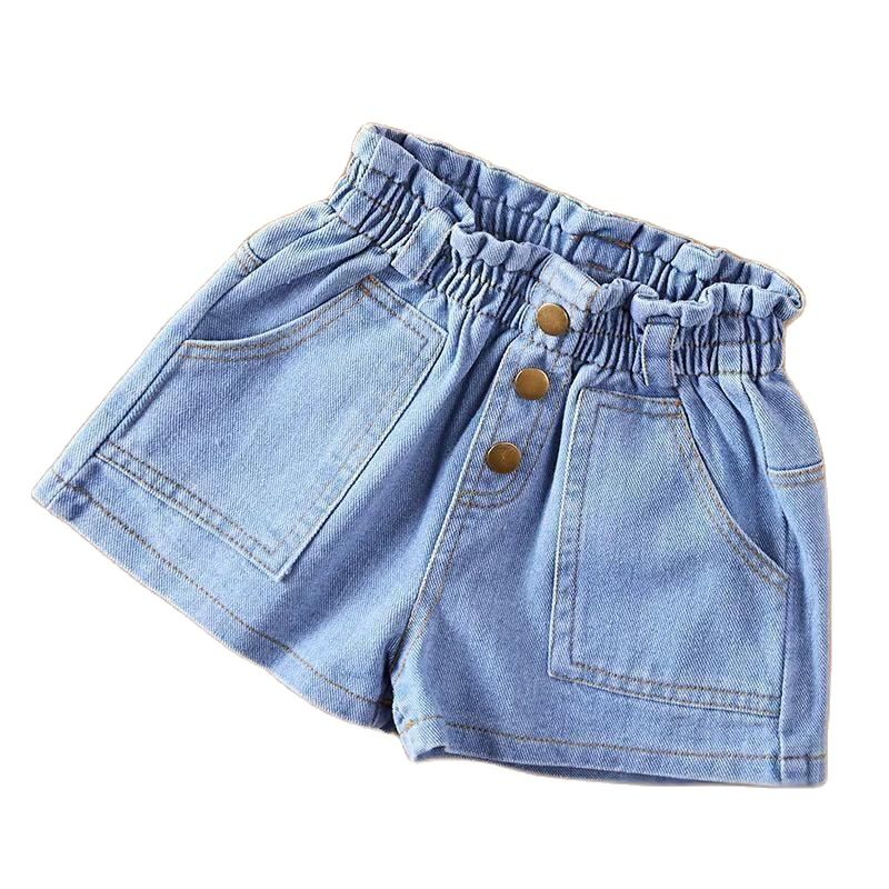 Casual Denim Short