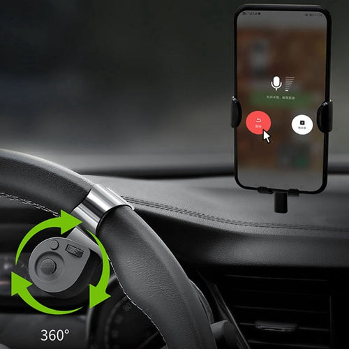 Car Wireless Mobile Phone Controller