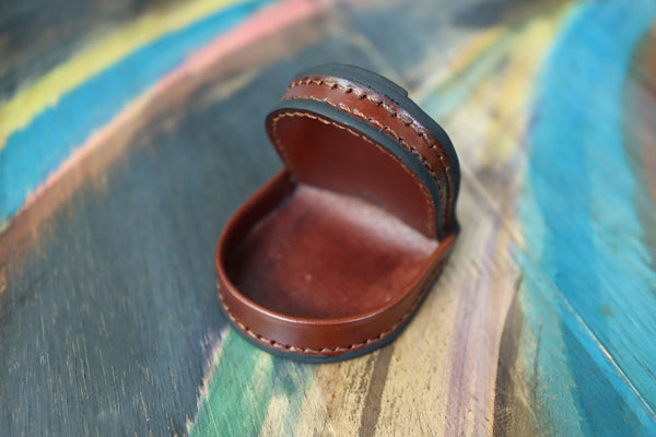 horse shoe コインケース(brown)