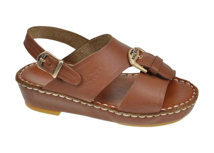 Kids Leather Sandal Strap TS 493 NC