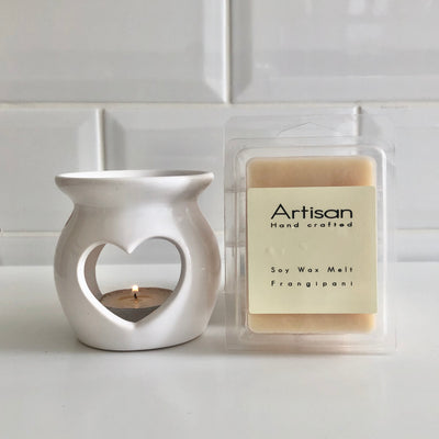 Frangipani Artisan Soy Wax Melts - French Quarter