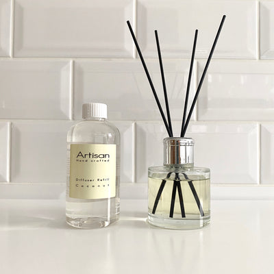 Coconut Artisan Diffuser Refill - French Quarter