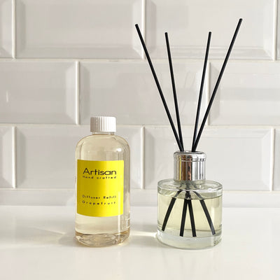 Grapefruit Artisan Diffuser Refill - French Quarter