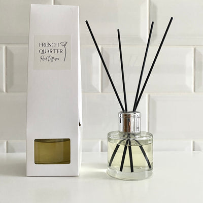 French Quarter Signature Luxury Artisan Reed Diffuser - French Quarter