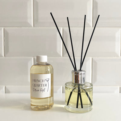 French Quarter Signature Luxury Artisan Diffuser Refill - French Quarter
