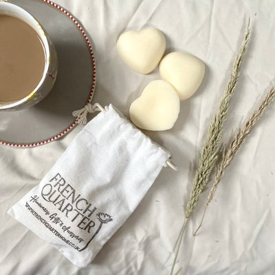 Black Noir Luxury Artisan Soy Wax Melts - French Quarter
