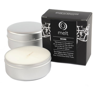 Love Melt Tin Candle - French Quarter