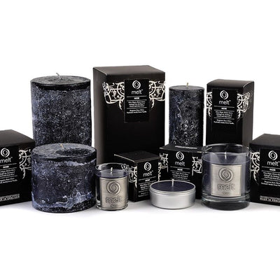 Noir Melt Scented Candle - French Quarter