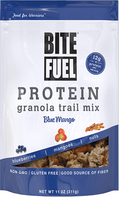 Blue Mango Protein Granola Trail Mix