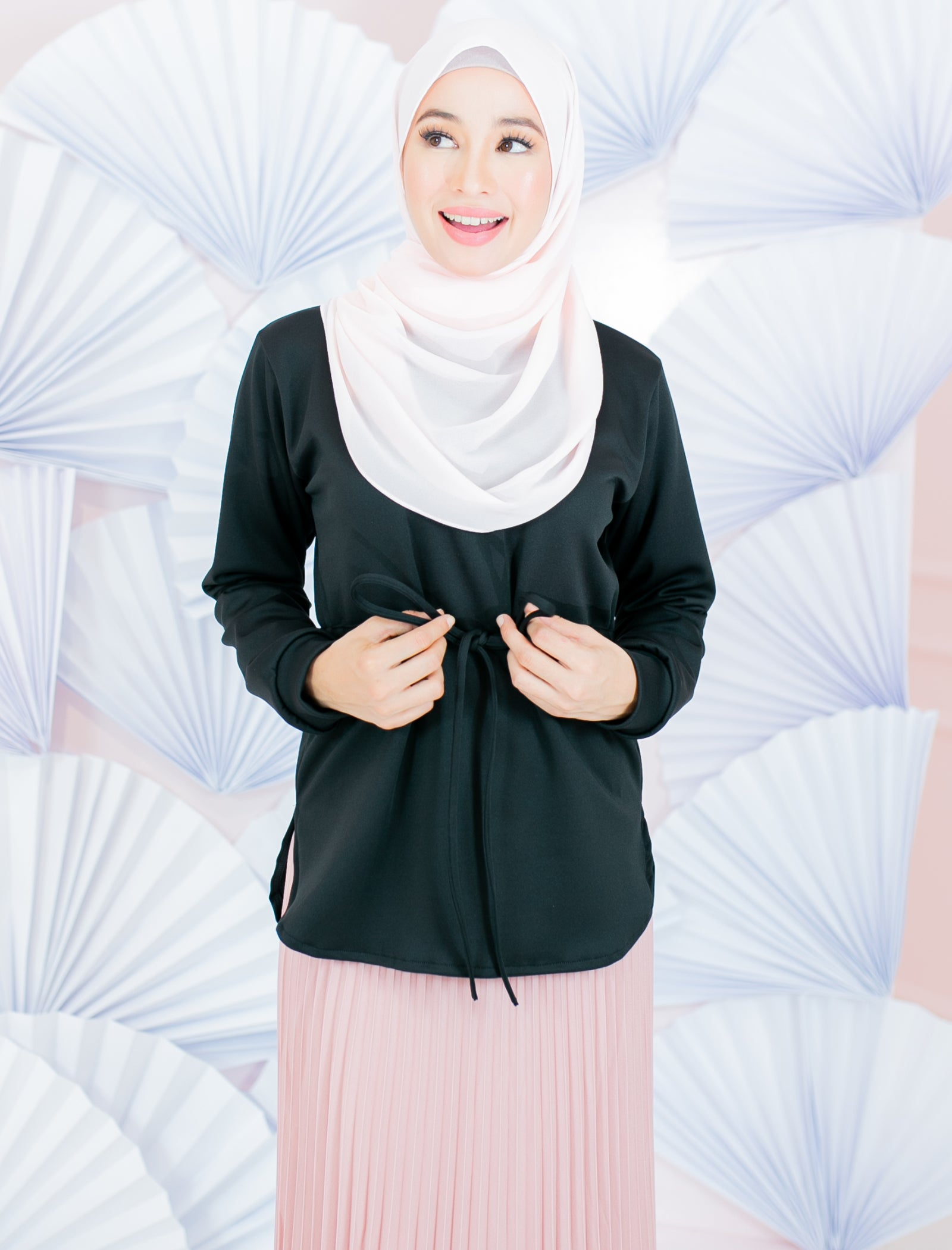 Anastasia Top in Black
