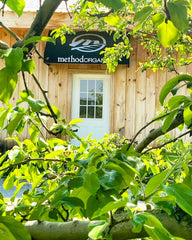 Method Organics at Happy Valley Orchard, Middlebury, Vermont