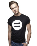 Symbol Crew Neck Black - Male Model