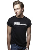 Logo Ambassador Crew Neck Black - Male Model