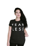 Fearless Black - Female Model