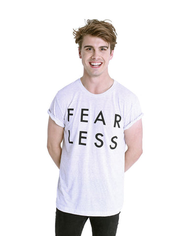 Fearless White - Male Model