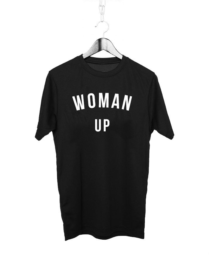 Woman Up - Male Model
