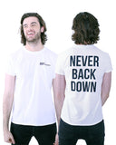 Never Back Down - Male Model