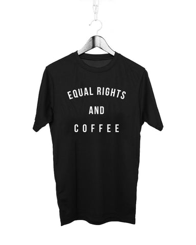 Equal Rights and Coffee Revisited - Male Model