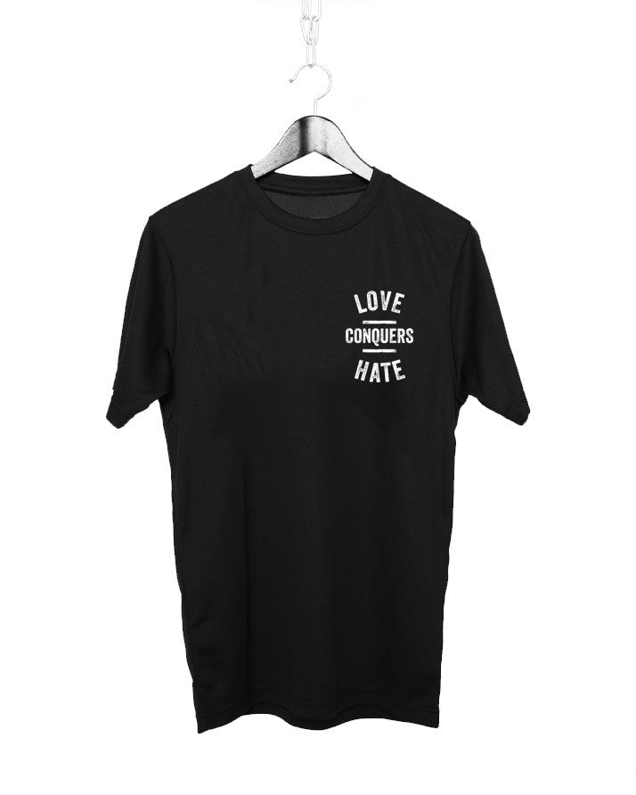Love Conquers Hate - Male Model